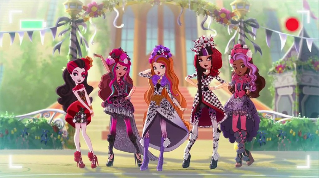 Ever After High Spring Unsprung Movie TheCollectorF Flickr