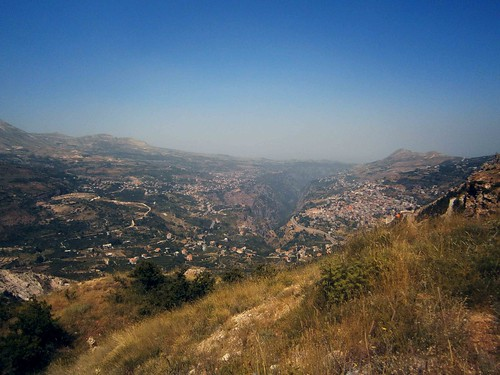View of Kadisha Valley