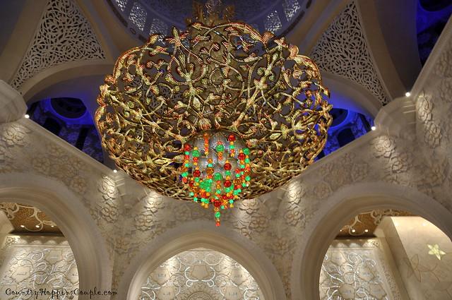 Grand Mosque Abu Dhabi 7