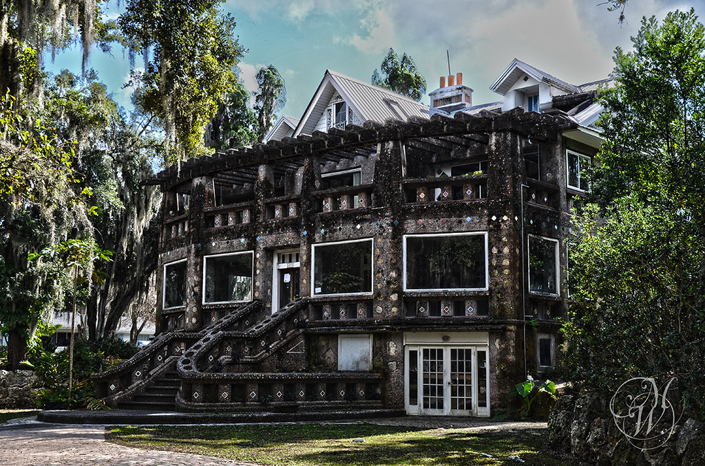 The Wonder House Bartow FL Conrad Schuck Had A Vision