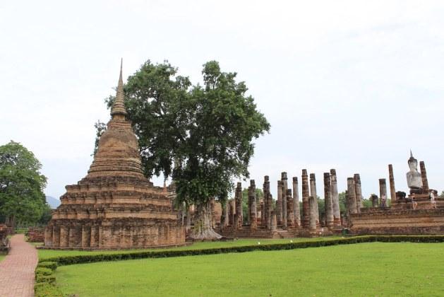 sukhothail thailand AlexExplorestheWorld