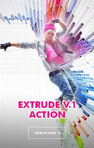 Ink Spray Photoshop Action V.1 - 57