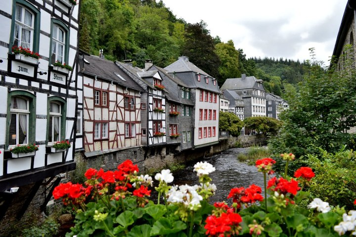 Monschau in Germany.