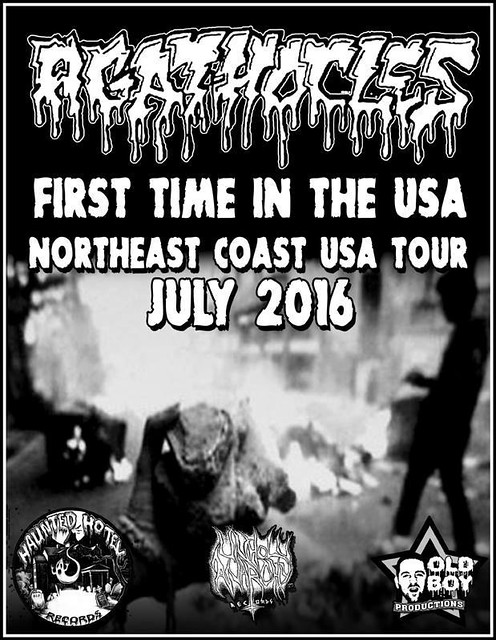Agathocles at Windup Space