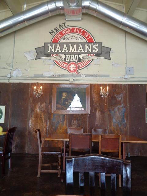 Naaman's Championship BBQ, Texarkana TX