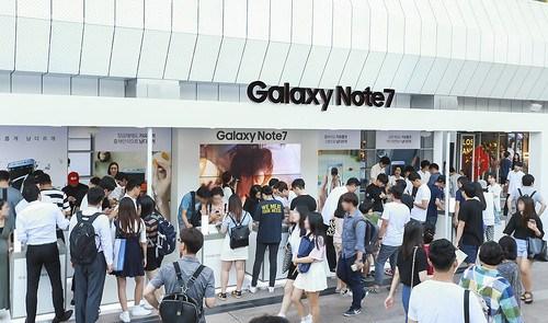 Recuperar la confianza en el consumidor es vital para Samsung.