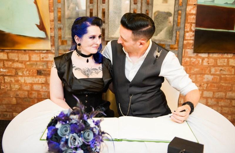 How to get a marriage license via @offbeatbride
