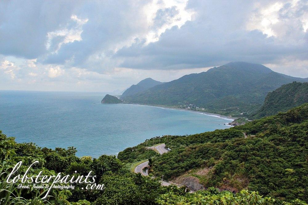 14 September 2012: Baqi Gazebo 芭崎眺望台 | Hualien, Taiwan
