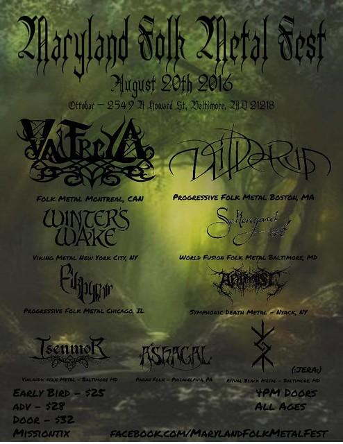 Maryland Folk Metal Fest