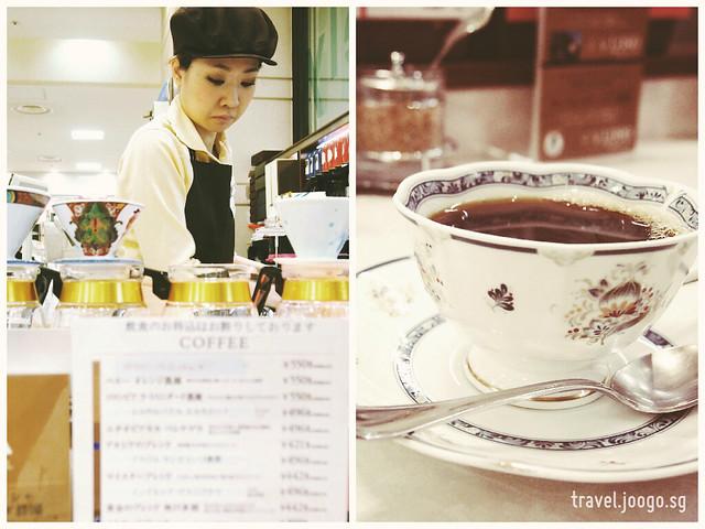 Daimaru Foodhall (Cafe Mercado) - travel.joogo.sg