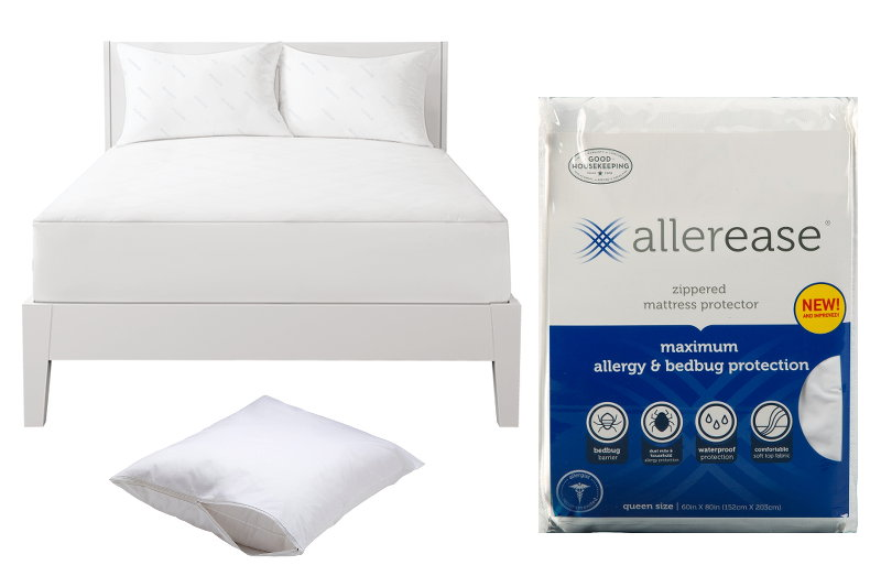 allerease-bedding-protector