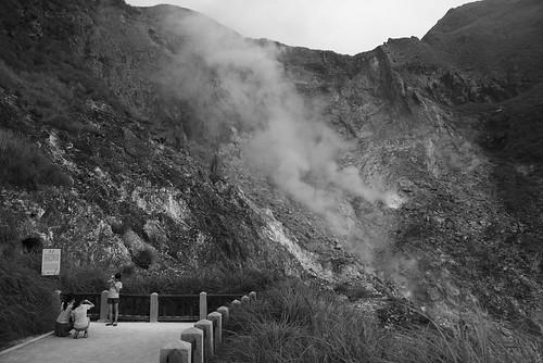 2016初夏台北三日遊Day 2:陽明山暮蟬+小油坑(11.11ys)