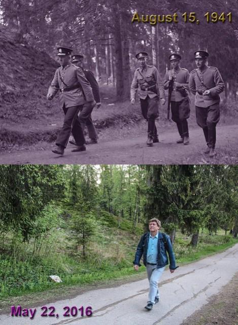 15 августа 1941-полиция вернулась к прежним обяз.dates