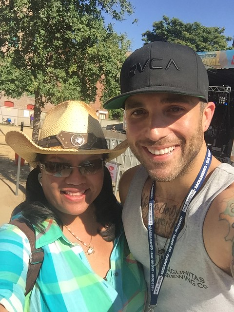 day144: a selfie with @TylerRichMusic because of course