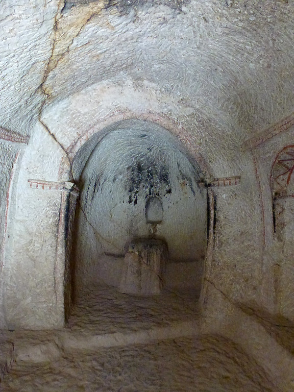 Turquie - jour 22 - Dernier jour en Cappadoce - 085 - Pancarlık Kilise