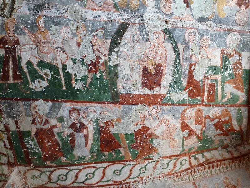 Turquie - jour 22 - Dernier jour en Cappadoce - 072 - Pancarlık Kilise