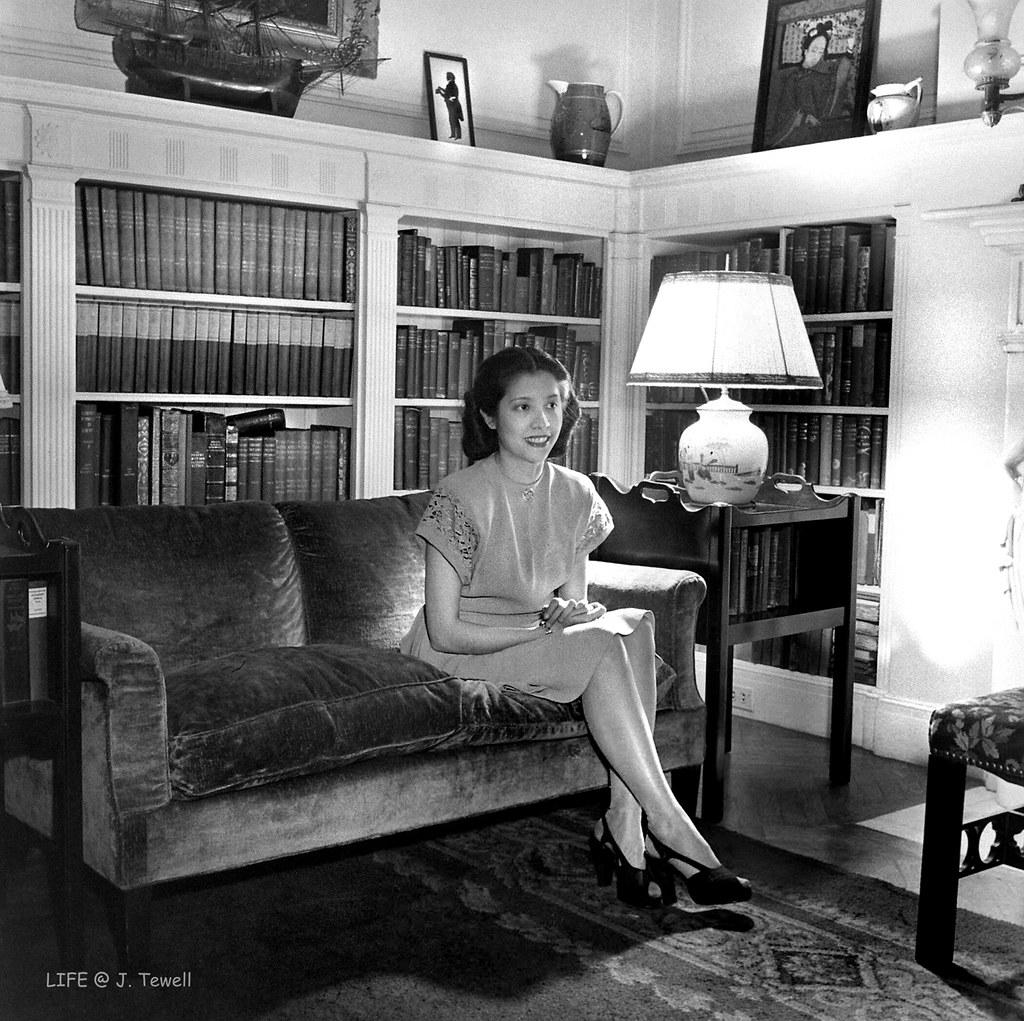 Ms Mar 237 A Rosario Ruby Roxas Blair House Washington Dc