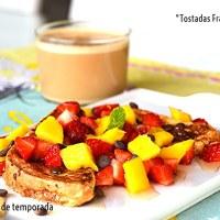 Tostadas Francesas (Desayunos ligeros)