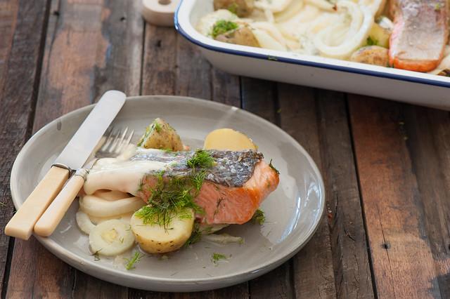 Super Easy Baked Salmon-2