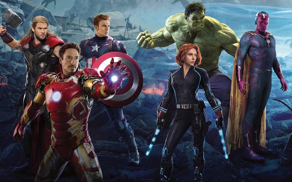 Avengers: Age of Ultron's Original Ending Revealed 1