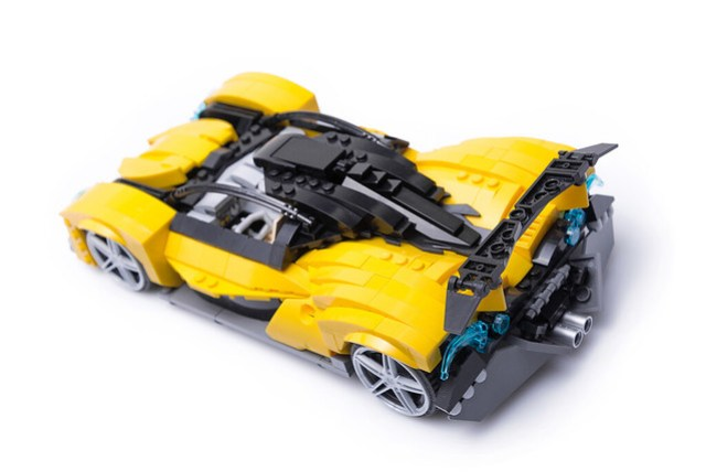 McLaren PLM 1