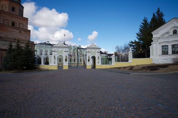 Резиденция Президента Республики Татарстан