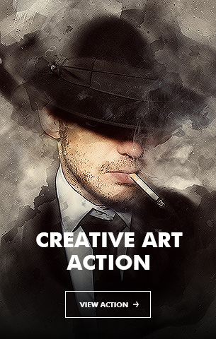 Ink Spray Photoshop Action V.1 - 32