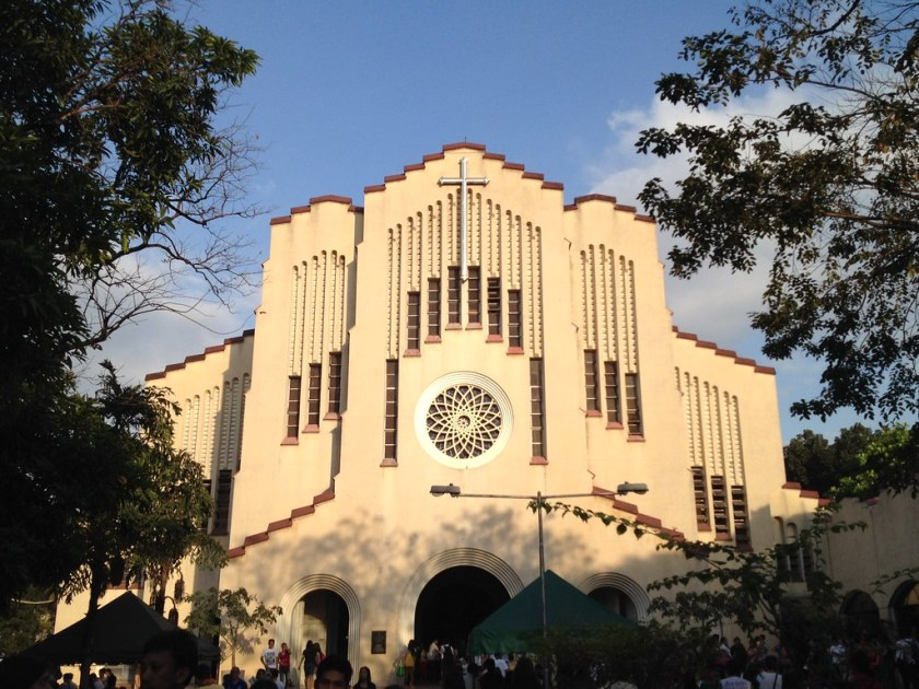 Baclaran Faith: The Baclaran Redemptorist Church | The Urban Roamer