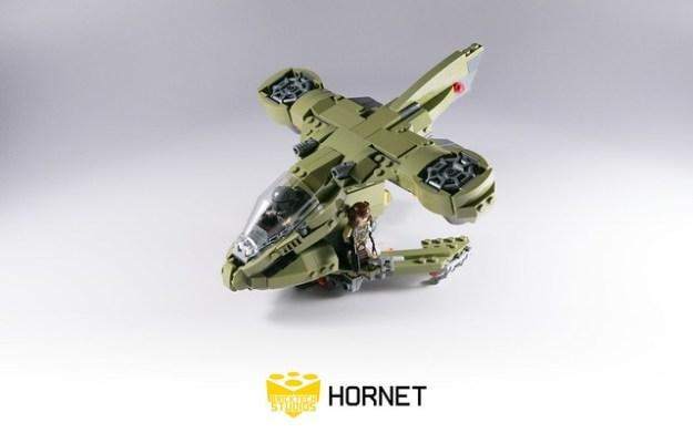 Lego Halo 3 Hornet
