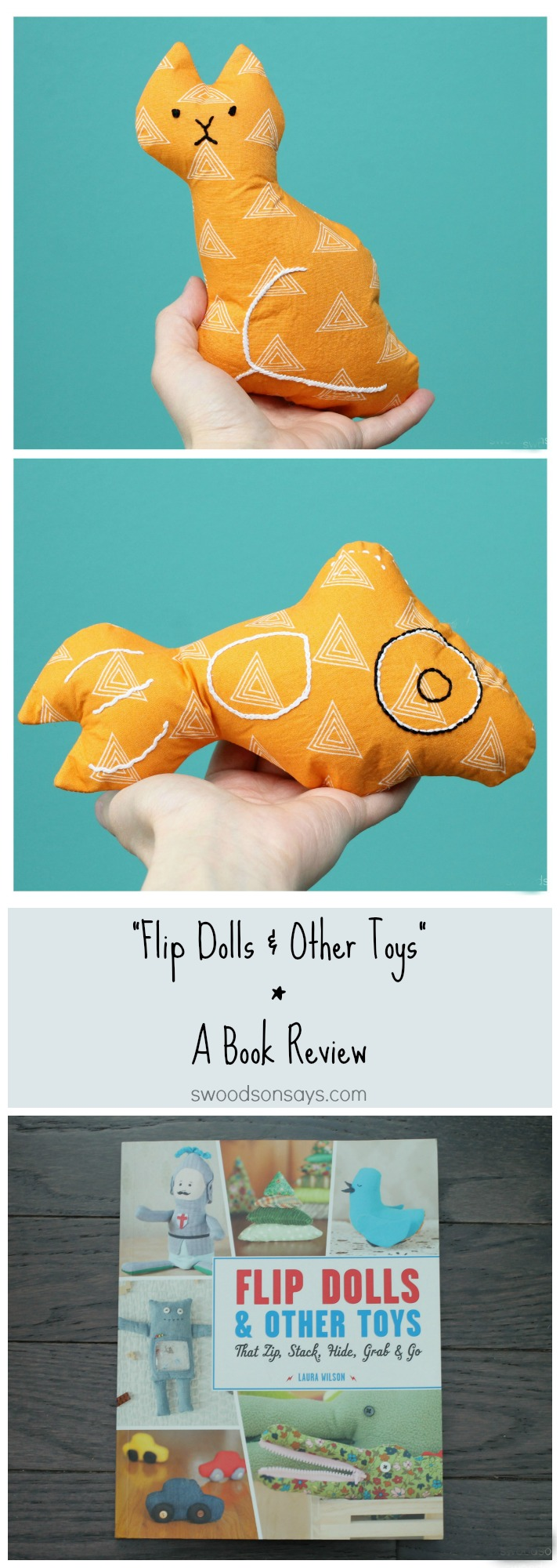 Softie Sewing Book Review