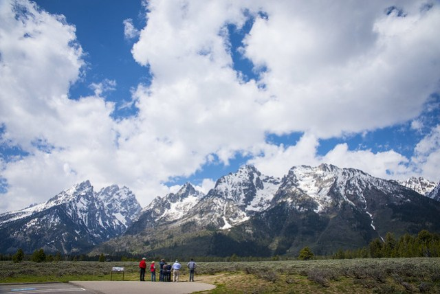 Grand Tetons and Yellowstone National Park