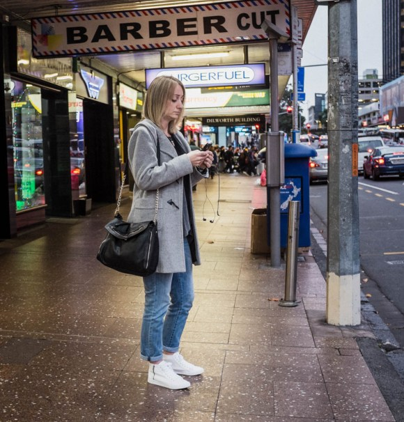 Barber Cut - Auckland - 2015