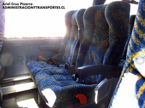 Tacoha (Semi Cama) - Santiago - Busscar Vissta Buss LO / Mercedes Benz (CCHP32)