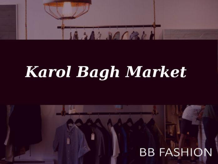 Karol Bagh Market