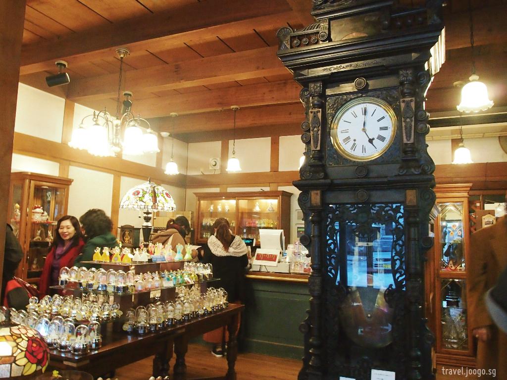 Sakaimachi Otaru Music Box Museum 1 - travel.joogo.sg