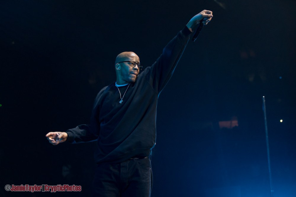 American rapper Warren G  performing at Rogers Arena in Vancouver, BC on February 22nd 2019