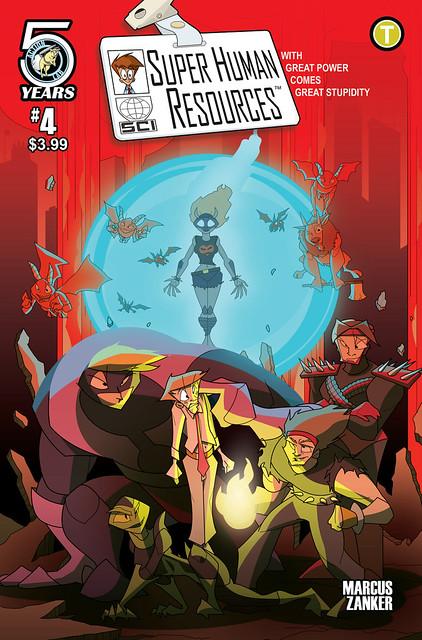 29778030545_8e2e257f70_z ComicList Preview: SUPER HUMAN RESOURCES #4