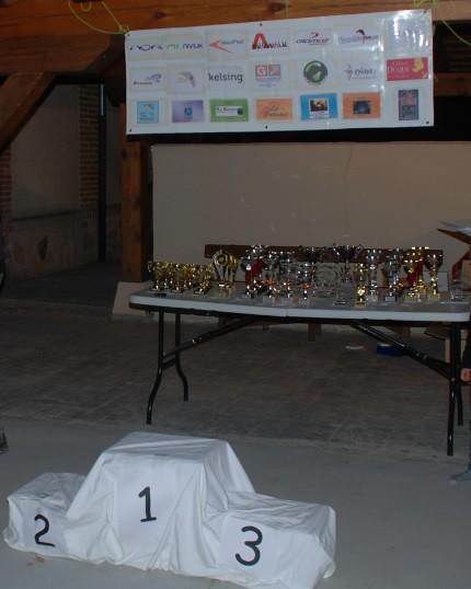 2013. Fiesta de entrega de premios