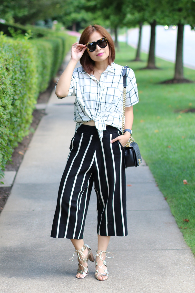 plaid-shirt-versona-stripe-pants-2