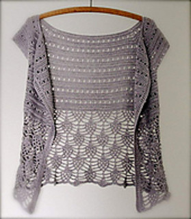 Ariane top from Peggy Grand