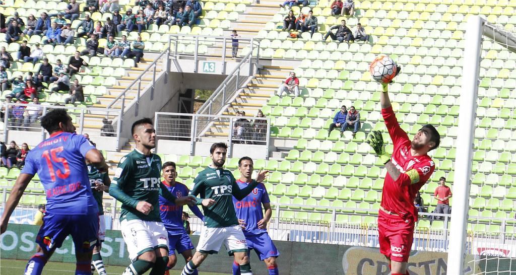 Santiago Wanderers 1-0 Universidad de Chile