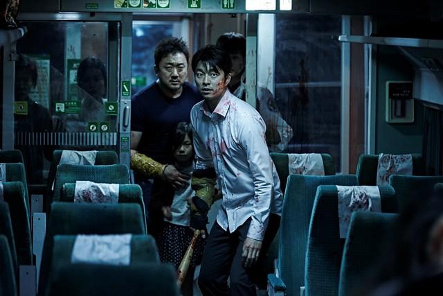 Train to Busan Movie Still