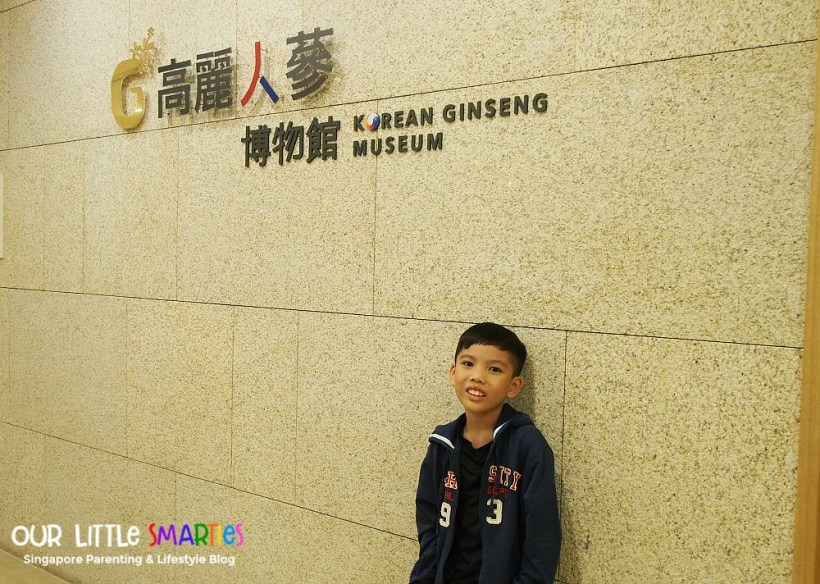 Korean Ginseng Museum