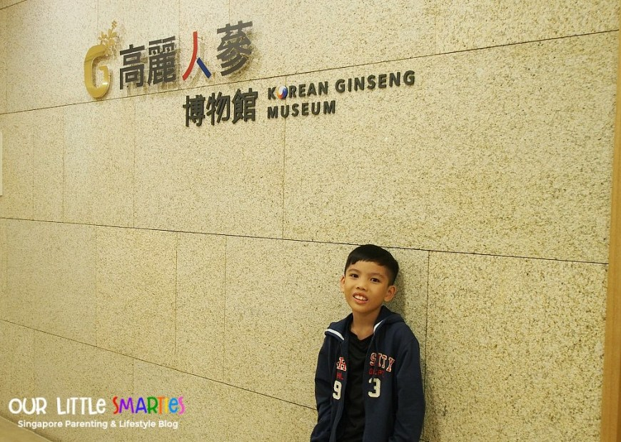 Korean Ginseng Museum