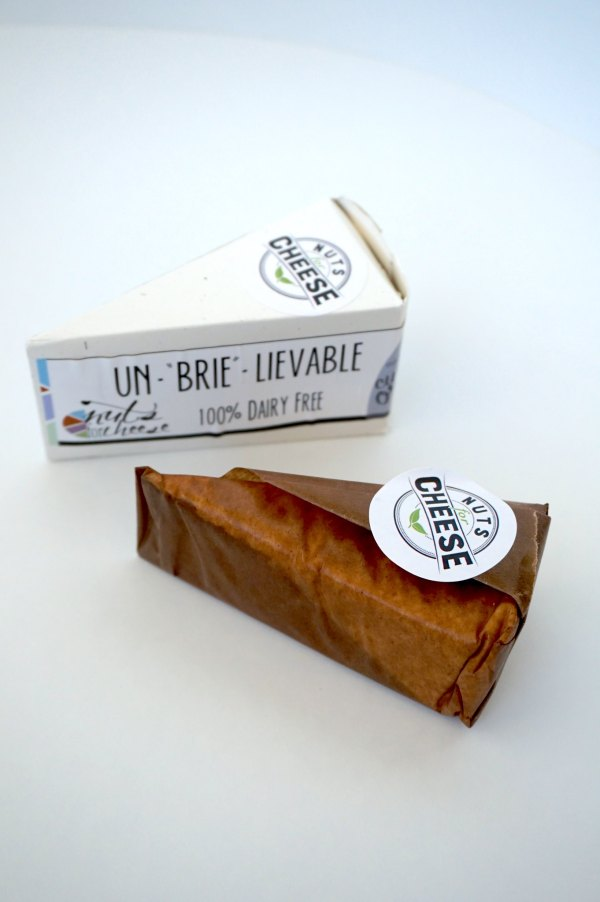 Nuts For Cheese Brie Packaging | thelittleredspoon.com