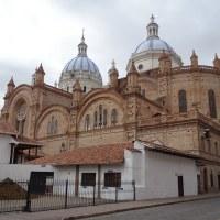 Iglesias de Cuenca en Ecuador