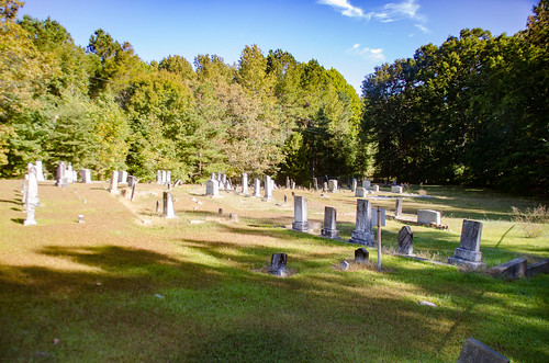 Shiloh Methodist Church and Cemetery Antreville-008