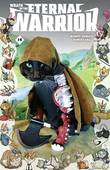 29721799585_d5aa6b424c_m Valiant combines cats, comics, and cosplay with VALIANT CAT COSPLAY covers