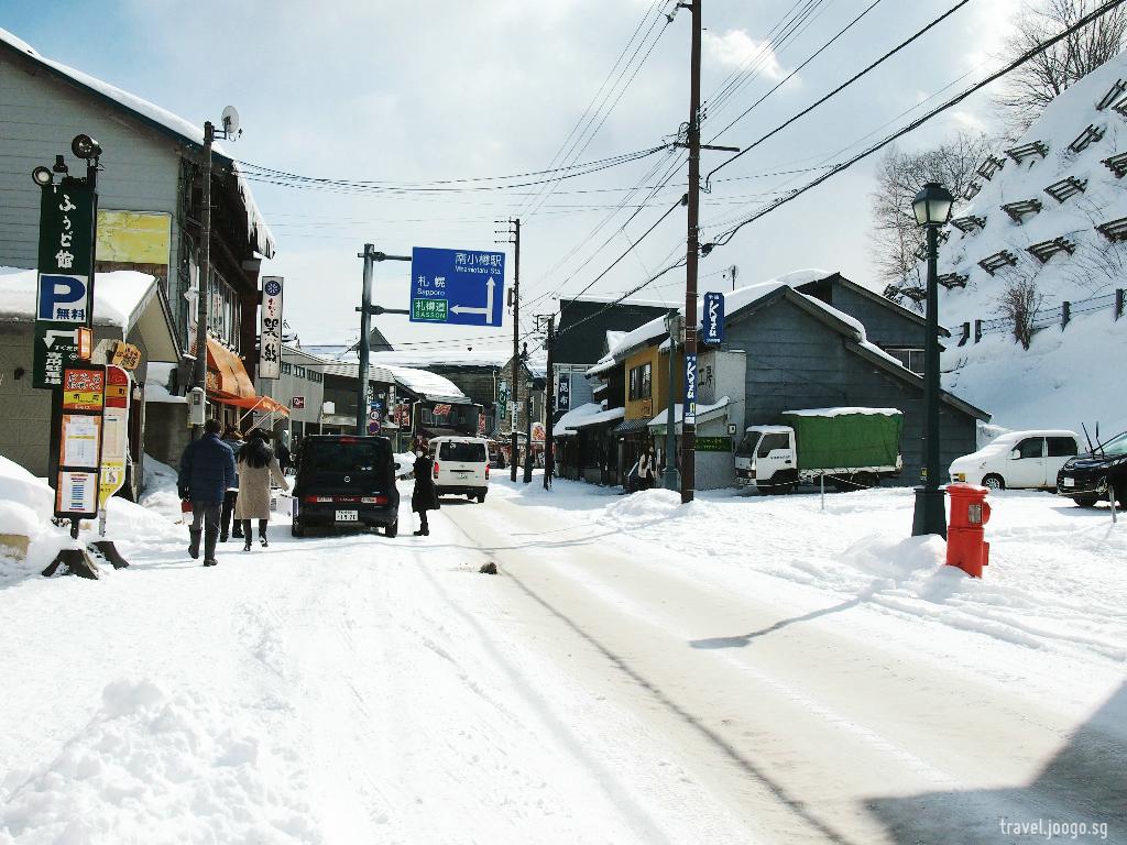 Otaru Streets 5 - travel.joogo.sg