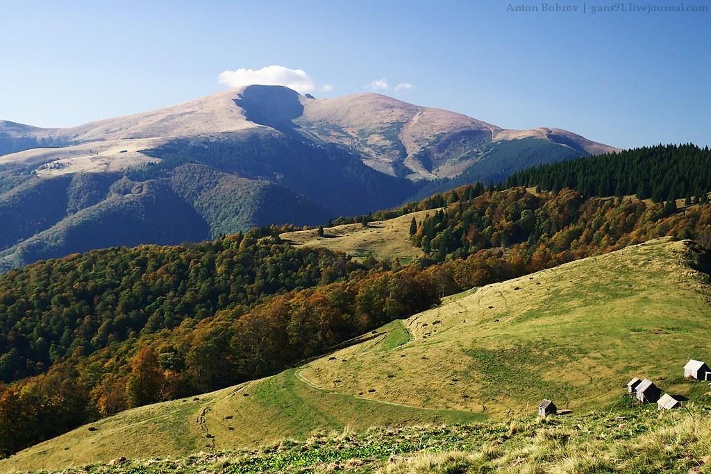 Carpathians, 06.10.2012
